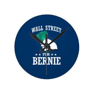 WALL STREET FOR BERNIE SANDERS ROUND CLOCK