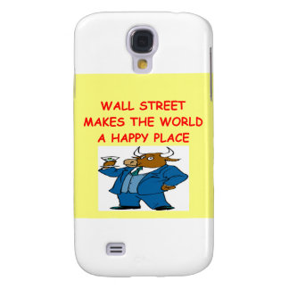 wall street galaxy s4 cover