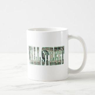 Wall Street/ Greed is Good Coffee Mug