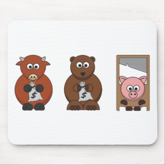 Wall Street Inspired Products. Mouse Pad
