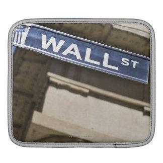 Wall Street iPad Sleeve