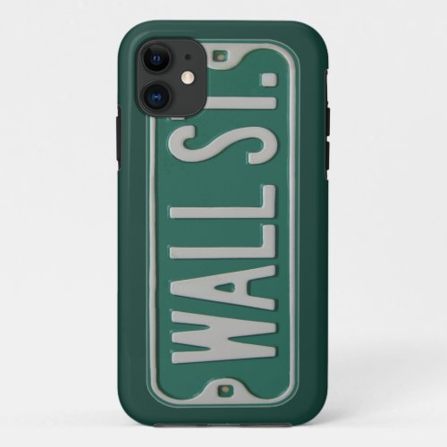 Wall Street iPhone SE/5/5S Barely There Case Phone Case