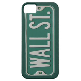 Wall Street iPhone SE/5/5S Barely There Case