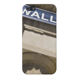 Wall Street iPhone SE/5/5s Cover
