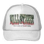 Wall Street Mesh Hats