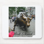 Wall Street Mouse Pad