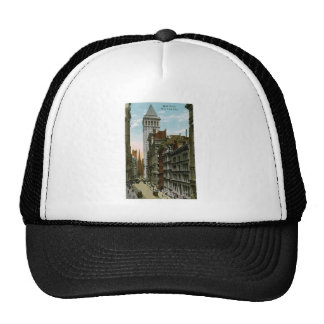 Wall Street New York City Gorra