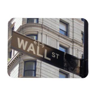 Wall Street New York Magnet