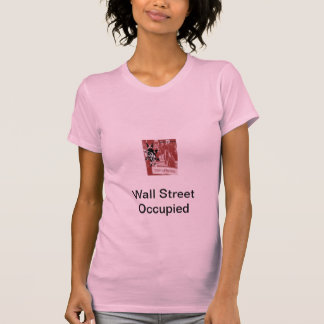 Wall Street ocupó: Por TheFanNJ Polera