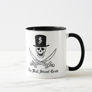 Wall Street Pirates Mug