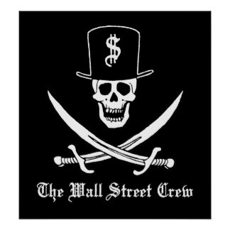 Wall Street Pirates Poster