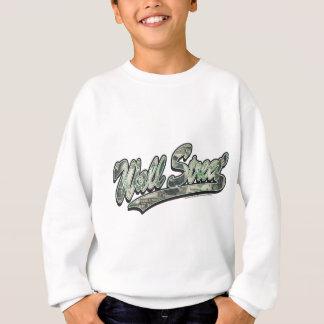 Wall-Street-Script-In-Bill Sweatshirt