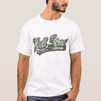 Wall-Street-Script-In-Bill T-Shirt