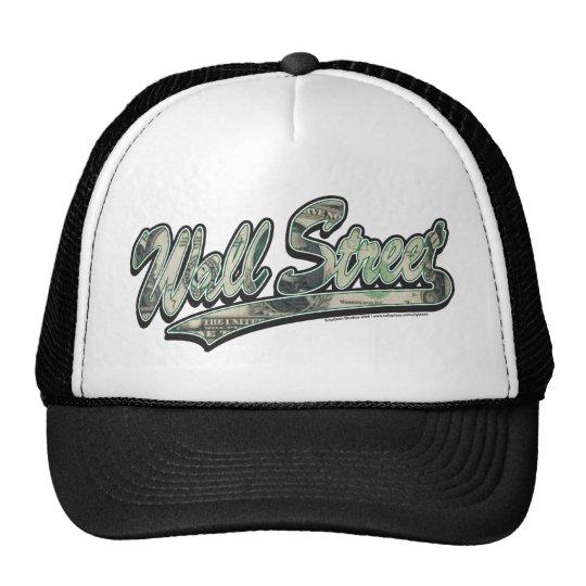 Wall-Street-Script-In-Bill Trucker Hat