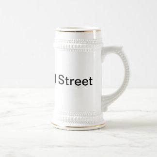 Wall Street - Stien 18 Oz Beer Stein
