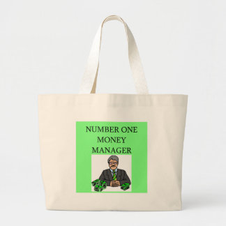 wall street stock market investor canvas bags
