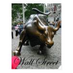 Wall Street Tarjetas Postales