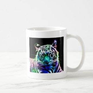 Wall Street Tiger Coffee Mugs