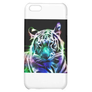 Wall Street Tiger Cover For iPhone 5C
