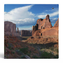 Wall Street trail Arches National Park Binder
