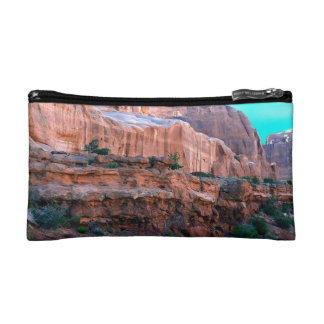 Wall Street trail Arches National Park Makeup Bag