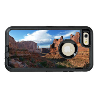 Wall Street trail Arches National Park OtterBox Defender iPhone Case