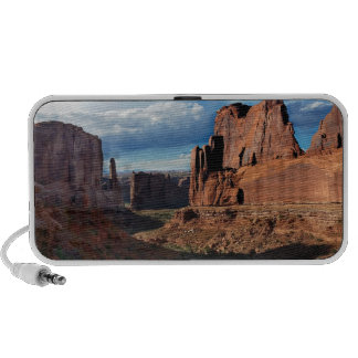 Wall Street trail Arches National Park Portable Speaker