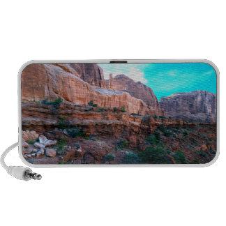 Wall Street trail Arches National Park Speaker