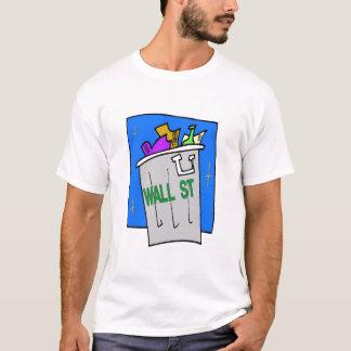 Wall Street Trash Crash T-Shirt