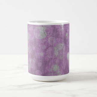 Wall texture (Pink & White effects) Mugs