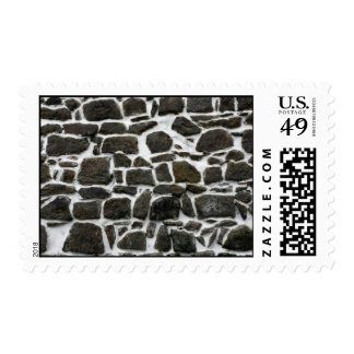 Wall texture postage