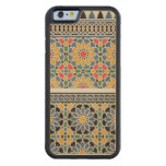 Wall tiles from the mihrab of the Mosque of Cheykh Carved® Maple iPhone 6 Bumper Case