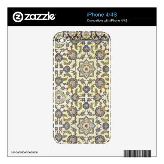 Wall tiles of Qasr Rodouan, from 'Arab Art as Seen Decals For The iPhone 4