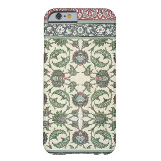 Wall tiles of the Mosque of Cheykhoun, from 'Arab iPhone 6 Case