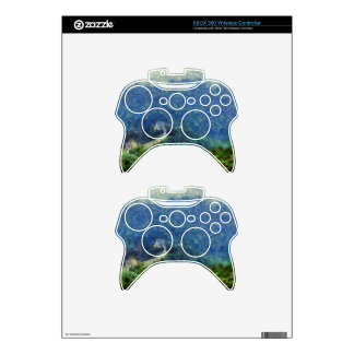 Wall vanishing into the distance xbox 360 controller skin