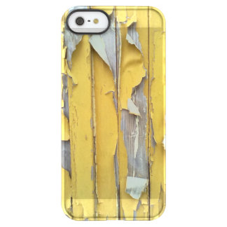wall yellow flaking paint uncommon permafrost® deflector iPhone 5 case