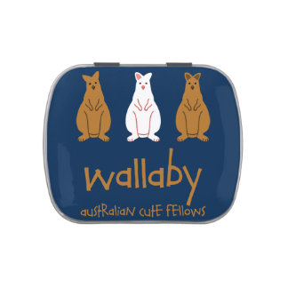 < Wallaby (for hyperchromic area) > Wallabys (for  Candy Tins