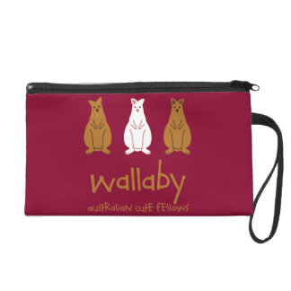 < Wallaby (for hyperchromic area) > Wallabys (for  Wristlet Purse