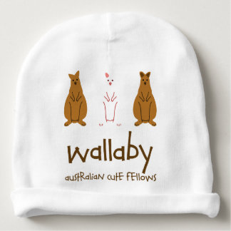 < Wallaby (for light-colored area) > Wallabys (for Baby Beanie