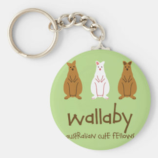 < Wallaby (for light-colored area) > Wallabys (for Keychain