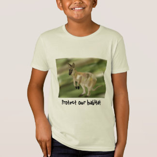 Wallaby Habitat T-shirt