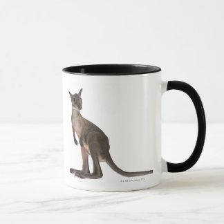 Wallaby - Macropus robustus (3 months old) Mug