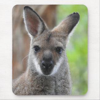 Wallaby Mousepad