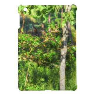 WALLABY RURAL QUEENSLAND AUSTRALIA ART EFFECTS iPad MINI COVERS