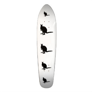 Wallaby. Skateboard Deck