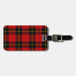 Wallace Bag Tag