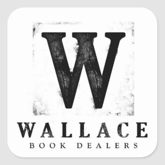 Wallace Book Dealers Sticker
