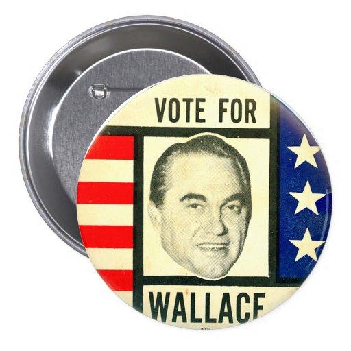 Wallace - botón pin