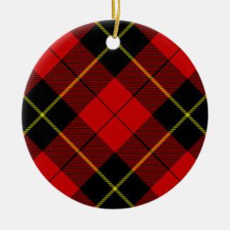 Wallace Ceramic Ornament