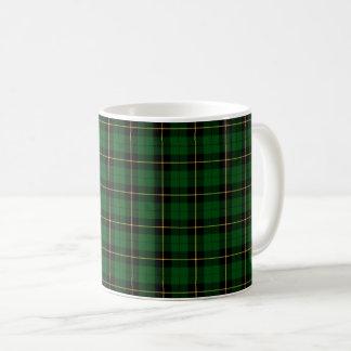 Wallace Clan Hunting Tartan Coffee Mug